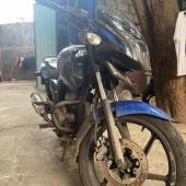 Bajaj Pulsar 2016 61000 200000 used 150 motorcycle