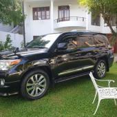 Toyota Landcruiser Sahara 2008 120000 17250000 use