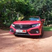 Honda Civic 2018 11000 6900000 used 1000 car
