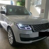 Land Rover Range Rover Vogue 2018 17000 45500000 u