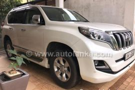 Toyota Landcruiser Prado 2012 84000 17200000 used