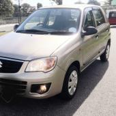 Suzuki Alto 2013 7200  used 650 car