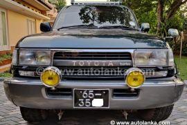Toyota Landcruiser Sahara 1995