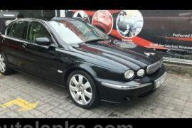 Jaguar X Type 2004