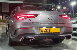 Mercedes Benz CLA 180 2019 AMG