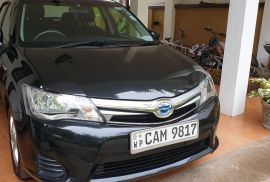 Toyota Axio Hybrid Car For Sale
