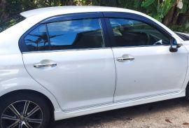 Toyota AXIO WXB 2016