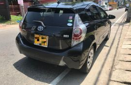 Toyota Aqua Hybrid