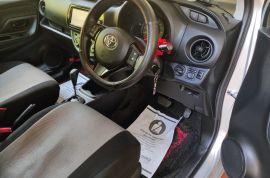Toyota Vitz 2017 Safety