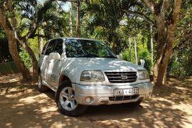 Suzuki ESCUDO 4WD Drive 2001