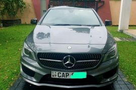 Mercedes Benz CLA 200 Sunroof Fully Loaded AMG 201