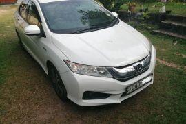 Honda Grace 2014 EX Pearl whaite
