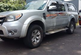 Ford Ranger 400 Double Cab Diesel