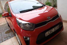 Kia picanto latest model