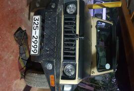 Maruti jeep