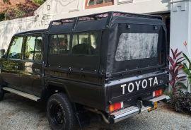 Toyota Land cruiser - Double cab