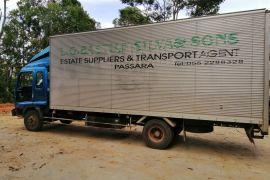 Full Body Lorry