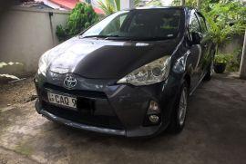 Toyota Aqua Hybrid For Sale