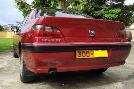 Peugeot 406 (D8)