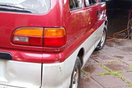 Mitsubishi Delica 1997