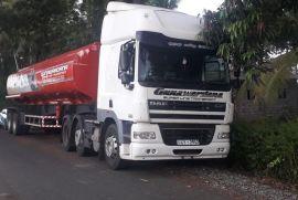 Bowser Fuel DAF 33000