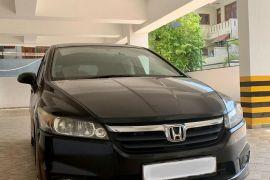 Honda Fit Stream- 7 seater