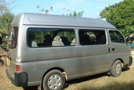 NissanCaravan2005,Manual/Diesel/Superlong/HighRoof