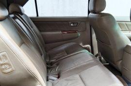 Black Toyota Fortuner 2.7 Petrol for sale