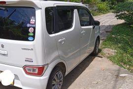 Suzuki wagon R Fx 2017