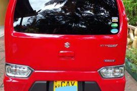 Wagon R Stingray 2017