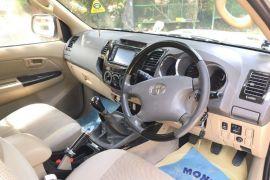 Toyota Hilux Vigo Smart Cab 2010