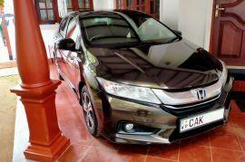Honda Grace EX